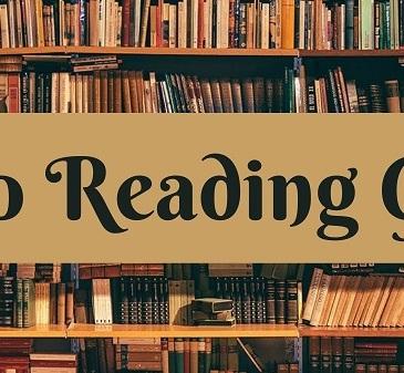 Banner for 2020 Reading Goals