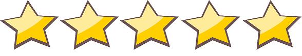 5 stars - I loved it!
