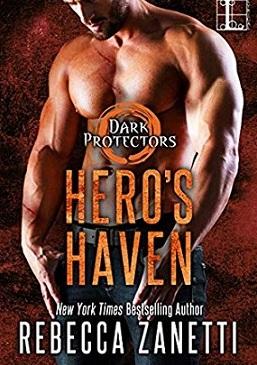 Hero's Haven by Rebecca Zanetti