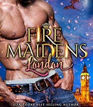 Fire Maidens: London by Anna Lowe