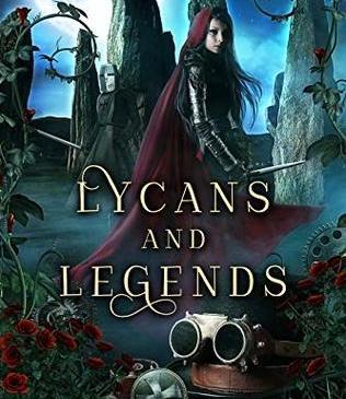 Cover for Lycans and Legends by Melanie Karsak