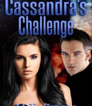 Cassandra's Challenge by MK Eidem