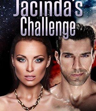 Jacinda's Challenge by MK Eidem