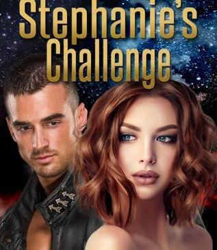 Stephanie's Challenge by MK Eidem