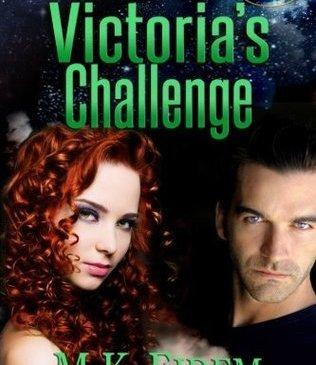 Victoria's Challenge by MK Eidem