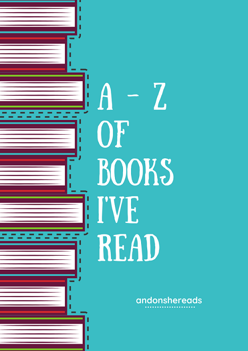 A to Z books by And on She Read