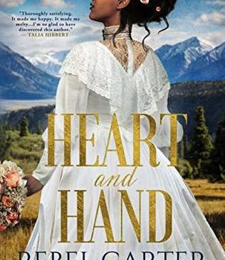 Cover for Heart and Hand by Rebel Carter
