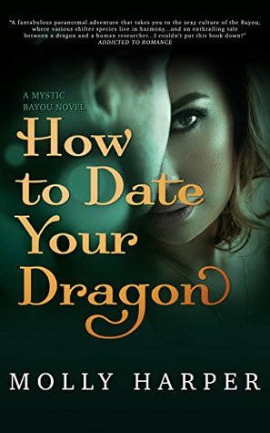 Cover for How to Date Your Dragon by Molly Harper