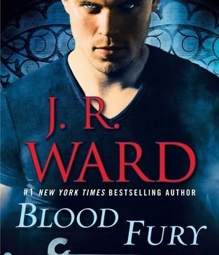 Blood Fury by JR Ward