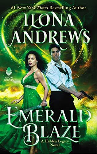Emerald Blaze by Illona Andrews