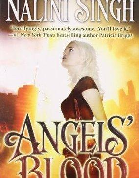 Angels Blood by Nalini Singh