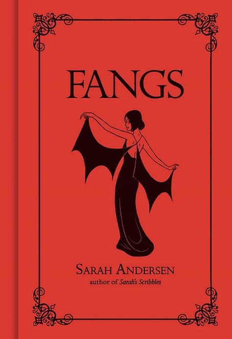 Fangs by Sarah Andersen cover