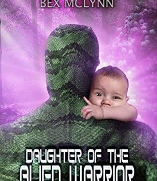 Daughter of the Alien Warrior by Honey Phillips