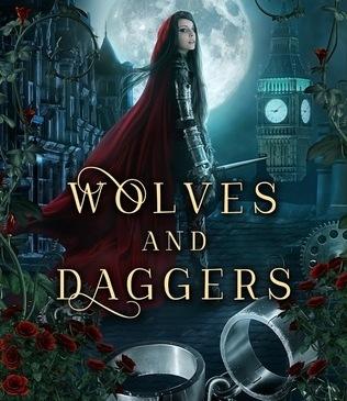 Cover for Wolves and Daggers by Melanie Karsak