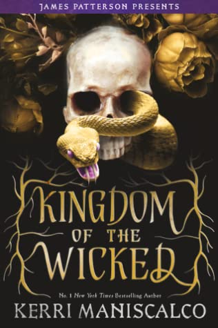 Kingdom of Wicked by Kerri Manscalco