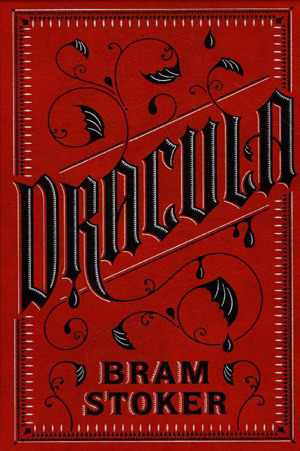 Cover for Dracula by Bram Stoker