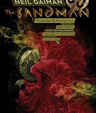 Cover for The Sandman Vol. 1: Preludes and Nocturnes by Neil Gaiman