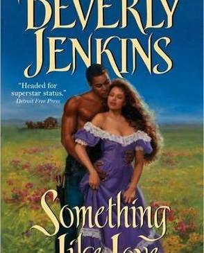 Cover for Something like Love by Beverly Jenkins
