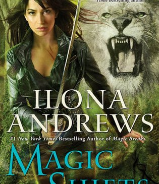 Cover for Magic Shifts by Ilona Andrews