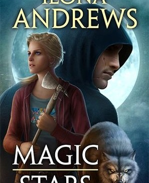 Cover for Magic Stars by Ilona Andrews