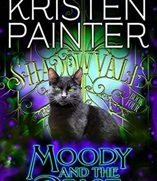 Cover for Moody and the Beast by Kristen Painter