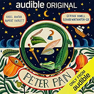 Cover for Peter Pan by J.M. Barrie