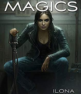 Cover for Small Magics by Ilona Andrews