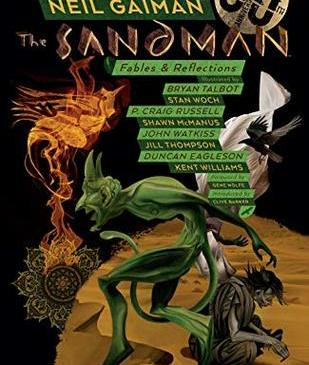 Cover for The Sandman Vol 6. Fables and Reflections by Neil Gaiman