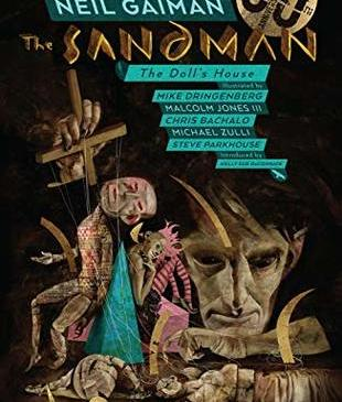 Cover for The Sandman Vol. 2 The Doll's House by Neil Gaiman