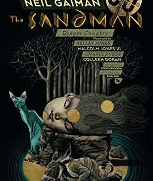 Cover for The Sandman Vol. 3 Dream Country by Neil Gaiman