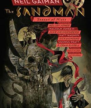 Cover for The Sandman Vol. 4 Seasons of Mist by Neil Gaiman