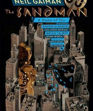 Cover for The Sandman Vol. 5 A Game of You by Neil Gaiman