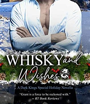 Cover for Whisky and Wishes by Donna Grant