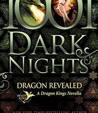 Cover for Dragon Revealed by Donna Grant