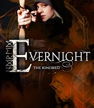 Cover for Evernight by Donna Grant