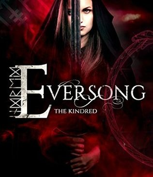 Cover for Eversong by Donna Grant