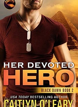 Cover for Her Devoted Hero by Caitlyn O'Leary