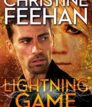 Cover for Lightning Game by Christine Feehan