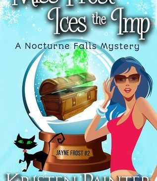 Cover for Miss Frost Ices the Imp by Kristen Painter