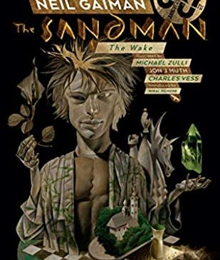 Cover for The Sandman vol 10 the wake by Neil Gaiman