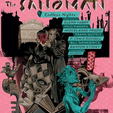 Cover for The Sandman Vol. 11: Endless Nights by Neil Gaiman