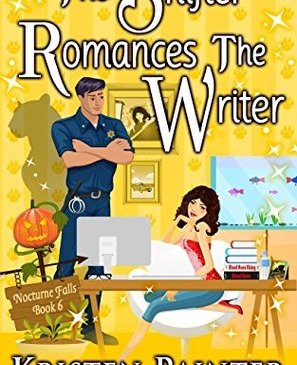 Cover for The Shifter Romances the Writer by Kristen Painter