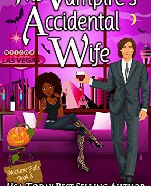 Cover for The Vampire's Accidental Wife by Kristen Painter