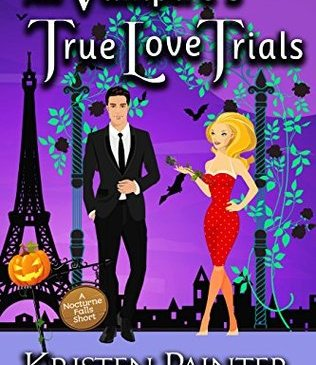 Cover for The Vampire's True Love Trials by Kristen Painter