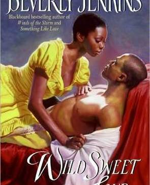 Cover for Wild Sweet Love by Beverly Jenkins