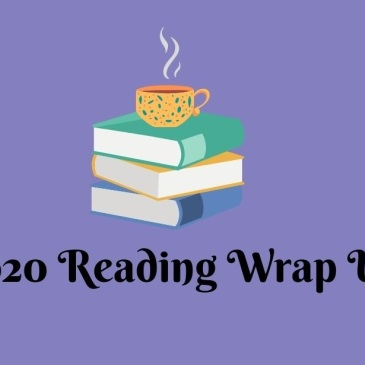 Banner for 2020 Reading Wrap up
