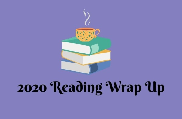 2020 Reading Wrap up banner