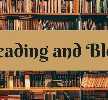 Banner for 2021 Reading and Blog Goals banner