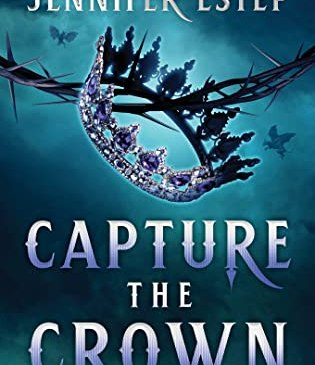 Cover for Capture the Crown by Jennifer Estep