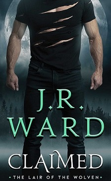 Cover for Claimed by J.R. Ward